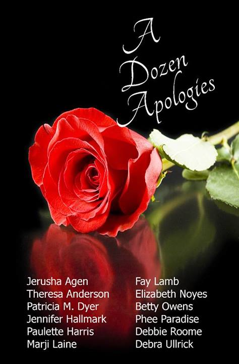 A Dozen Apologies - Book Cover