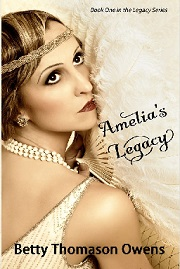 Betty Owens - Amelias Legacy