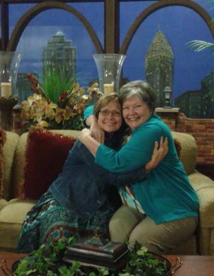 Elizabeth Noyes & Joan Devere on September 1, 2015